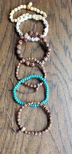 Earthbound Skull Bracelets